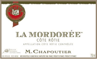Cote Rotie La Mordoree blog