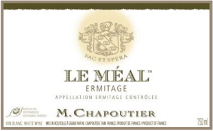 Ermitage Blanc le Meal blog