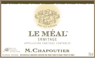 Ermitage Rouge Le Meal blog