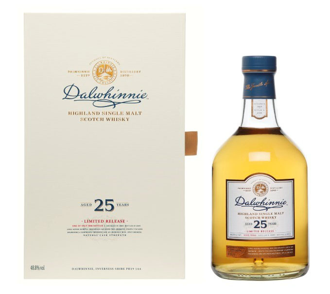 Dalwhinnie 25 (2015 Special Release)