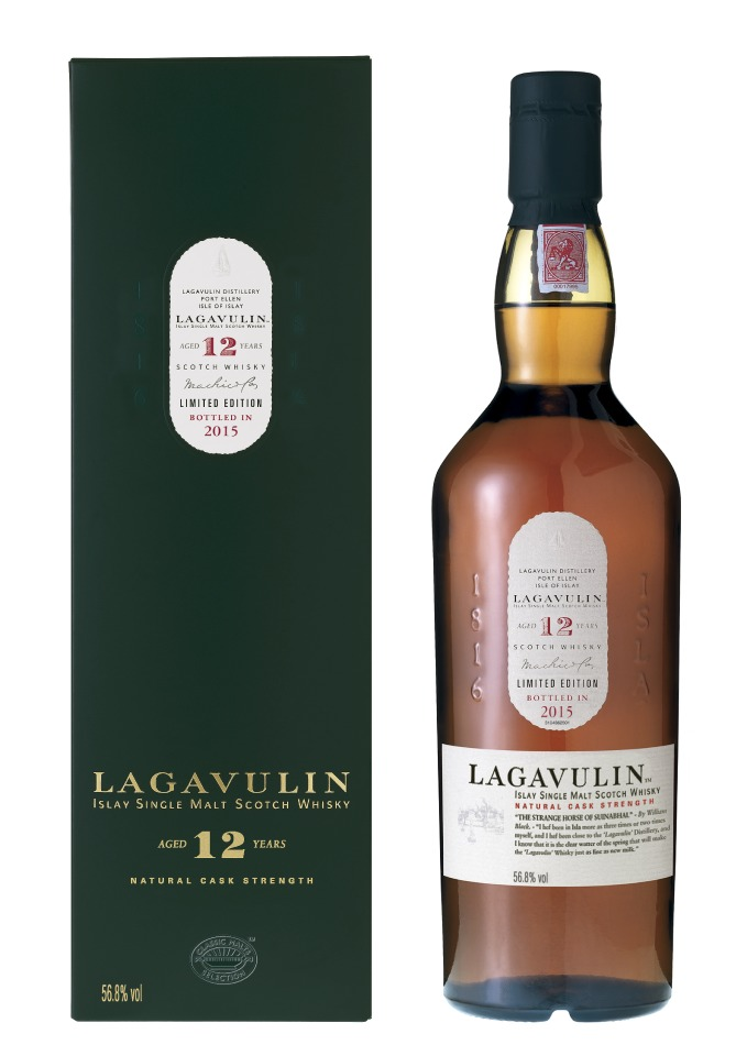 Lagavulin 12 Year Old (2015 Special Release)