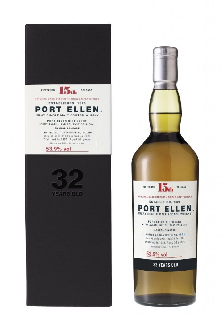 Port Ellen 32 Year Old (2015 Special Release)