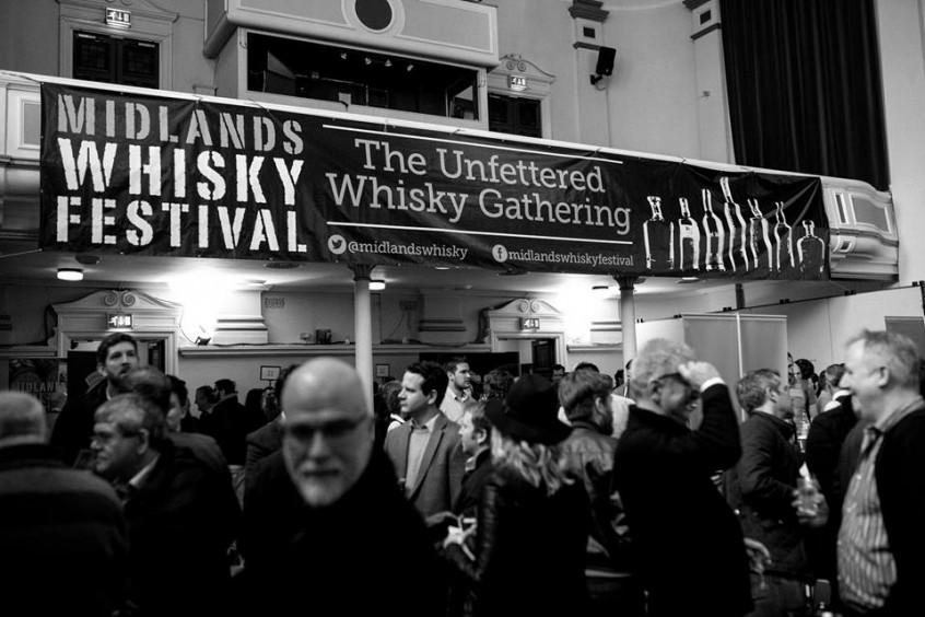 George Davies/Midlands Whisky Festival