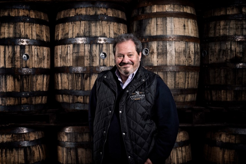 Daniel - Cotswold Distillery CEO