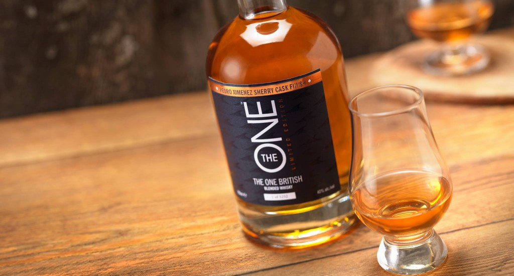 Lakes Distillery - The One